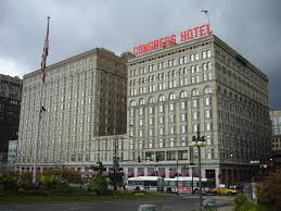The Congress Plaza Hotel is one of Chicago's most haunted venues